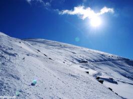 Killer Convex Snowdon in Winter