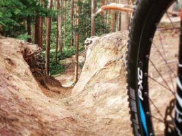 Mountain Biking at Delamere Forest