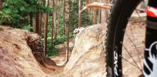 Mountain Biking at Delamere Forest