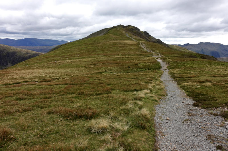 Approach path to Dale Head