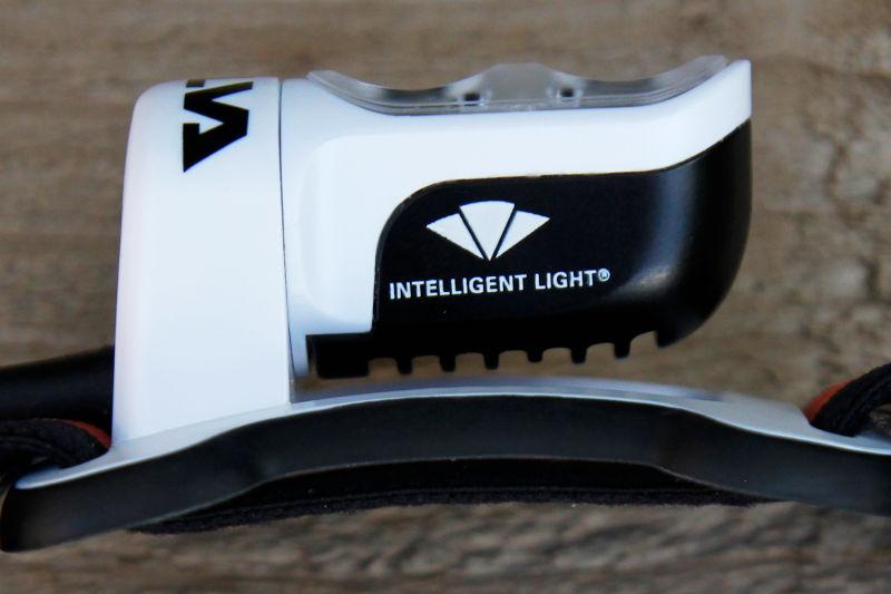 Close-up of the bulb unit