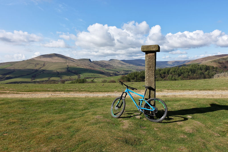 Hope Cross and the Edale Valley
